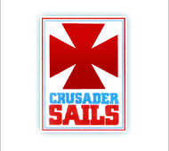 Crusader Sails Logo