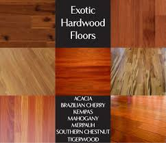 Exotic Hardwood Logo