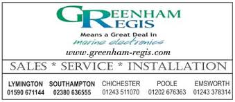 Greenham Regis - Lymington Logo