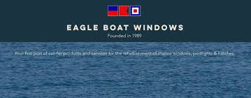 Eagle Boat Windows Logo