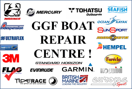 GGF Boat Repair Centre Logo