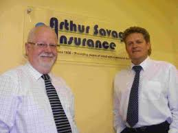 Arthur Savage Insurance Logo