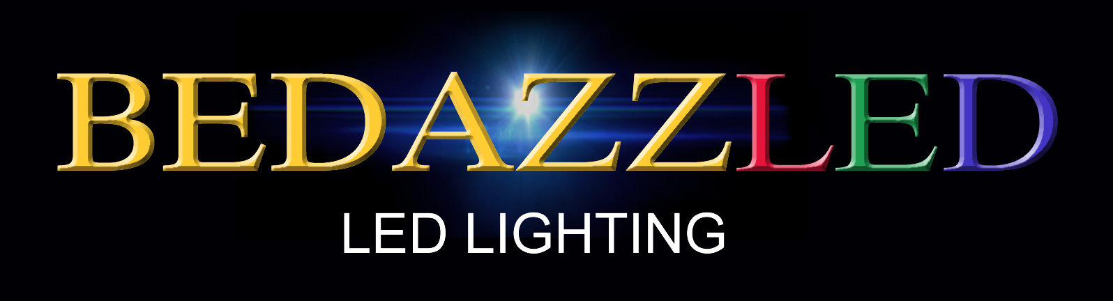 Bedazzled LED Lighting Logo