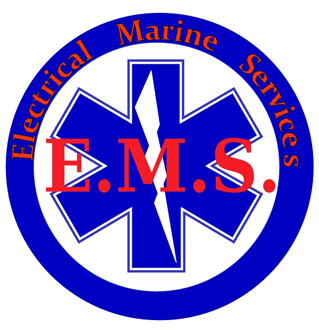 Electrical Marine Services  Logo
