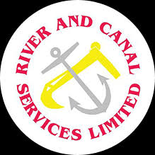 River canal services  Logo