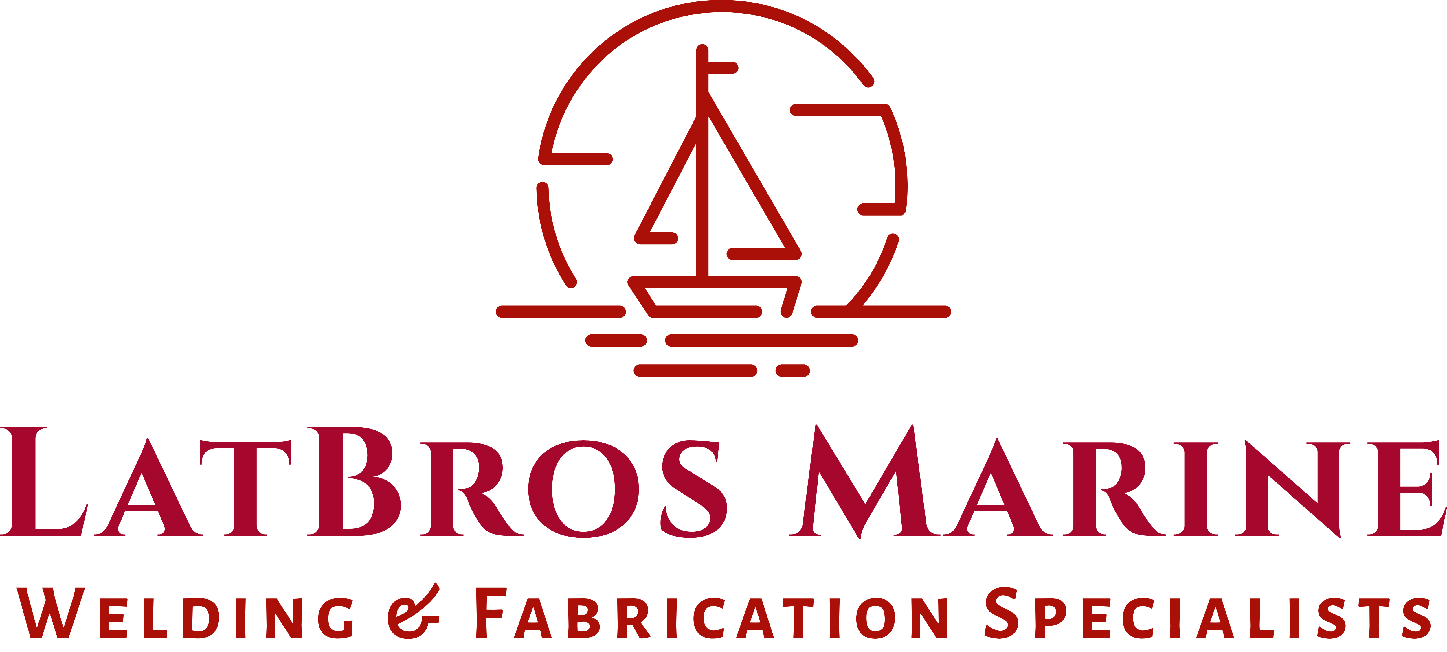 Latbros Marine, Welding and Fabrication Services Logo