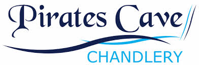 Pirates Cave Chandlery Logo