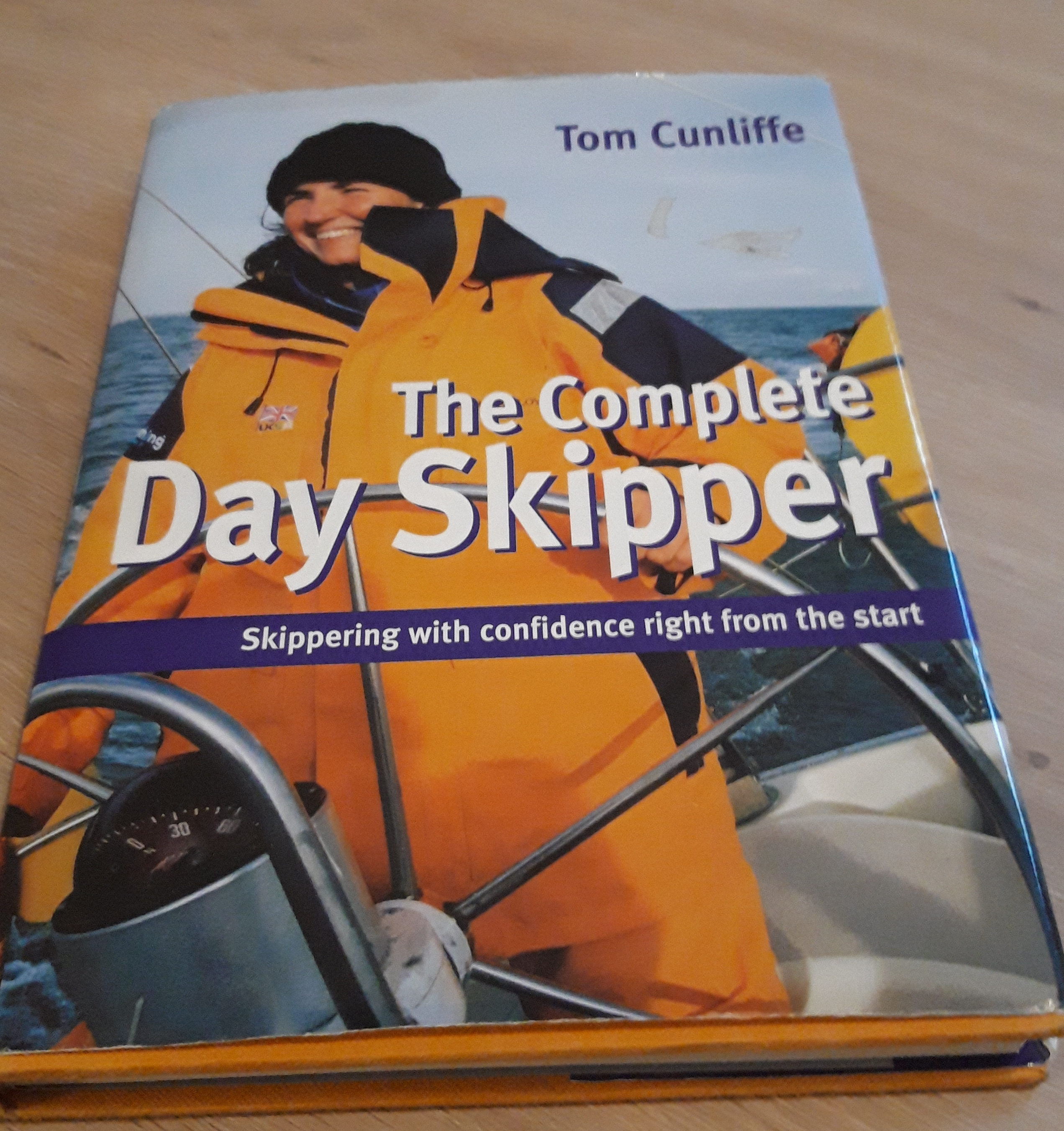 Tom Cunliffe - The Complete Day Skipper image 1