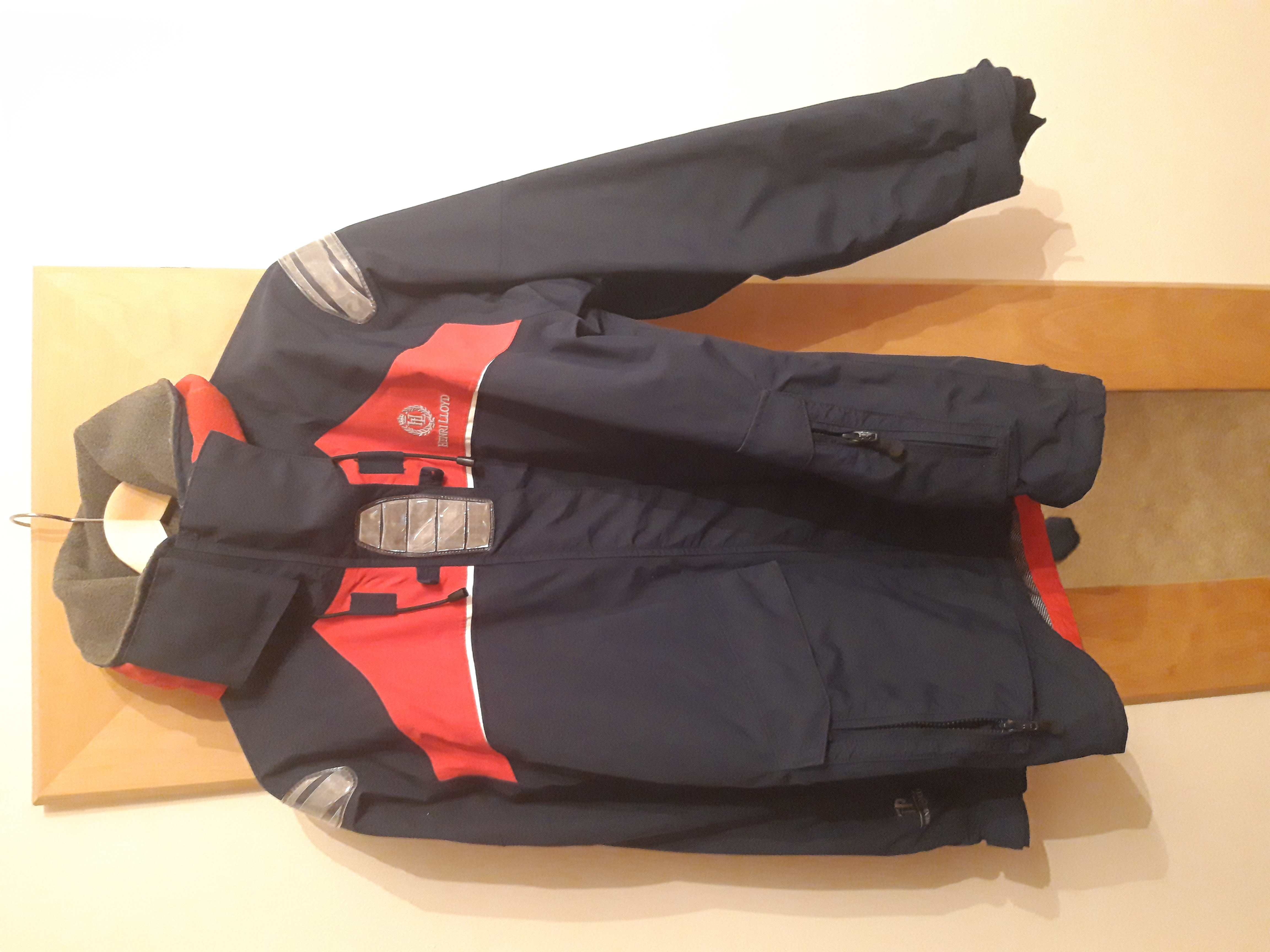 Ladies Henry LLoyd Sailing Jacket - used but almost new image 1